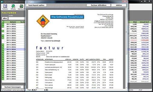 De Factuurfabriek   Het makkelijkste facturatieprogramma voor zzp